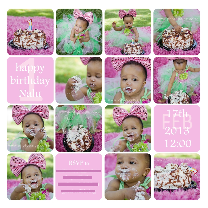 Nalu's 1st birthday invite_photo paige